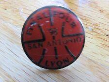 "Lyon 1998 FINAL Four San Antonio 1"" Pin KENTUCKY WILDCATS Jeff Sheppard MOP"