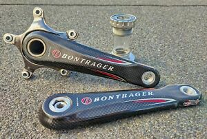 Bontrager Race X Lite Carbon crankset