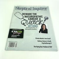 Skeptical Inquirer March/April 2020 Magazine New Cancer Quack