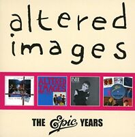 Altered Images - The Epic Years [CD]
