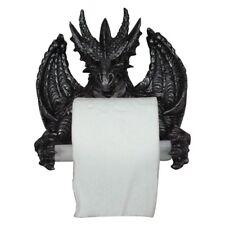 Toilettenpapierhalter Drache Dragon Skull Halloween Bad Toilette WC NN141