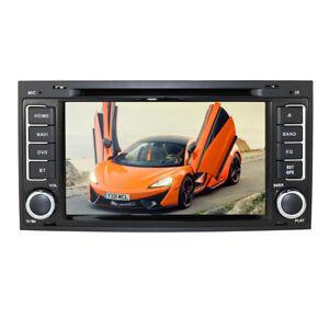 Autoradio Navi für VW T5 Transporter Multivan Touareg BT CD DVD DAB+ GPS USB RDS