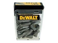 DeWALT Pozi bits Pz2 (25 in a box) DT7152 - QZ Screw Driver Bits DeWalt FREE P&P