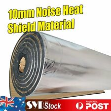 Automotive Heat Barrier Sound Deadener Pipe Wrap Guards Keep Warm 100cm x 60cm