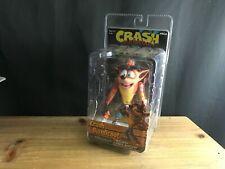 "2018 SEALED NEW NECA Crash Bandicoot with Crate Replica 7"" Action Figure"