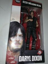 "MCFARLANE TOYS WALKING DEAD 2016 #6 DARYL DIXON 7"" ACTION FIGURE COLOR TOPS"