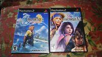 Final Fantasy X and X-2 (Sony PlayStation 2) Bundle
