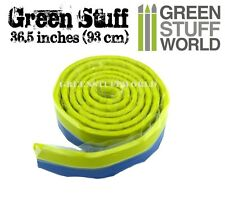 Green Stuff - 36'5 inches - Kneadatite Blue Yellow Duro - Warhammer