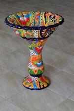 Talavera Mexican Pottery BIRD BATH