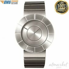 Issey Miyake IM-SILAN001 Watch Men's With Stainless Steel Band Round Face JAPAN