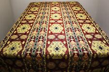 145x145 cm Farbenfrohe Tischdecken,Orientalische aus Damaskunst S 2-1-21515