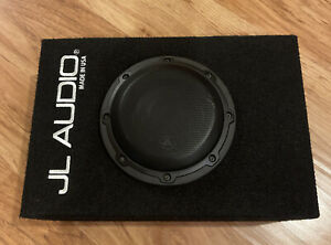 JL Audio CP106LG-W3v3 Single 6W3v3 MicroSub, Ported, 4Ω Sub Box