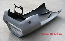Ducati Monster 821 Accessory - Primed Bellypan