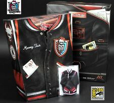 SDCC 2014 Monster High Manny Taur & Iris Clops 2 Pack Doll Set With Jacket Bonus
