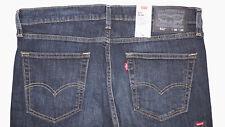 Mens Levis 511 Slim Fit Stretch Jeans W36 L34  Dark Blue 36 x 34 NWT Levi Jean