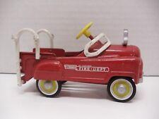 1999 Hallmark Kiddie Car Classics 1955 Murray Fire Truck