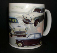 AUSTIN A55 CAMBRIDGE CLASSIC CAR MUG. LIMITED EDITION. ADD REG NUMBER FOC