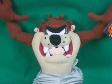 New Looney Tunes Wb Tasmanian Devil Taz Inside Of A Tornadoplush Stuffed Animal
