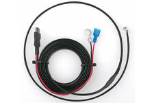 HardTap Radar Detector Power Cord - HardWire Kit with Inline Fuse and RJ11 male