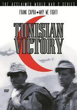 Frank Capra - Why We Fight - Tunisian Victory DVD