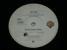 """ZZ TOP Sleeping Bag / Party On The Patio 1985 7"""""""
