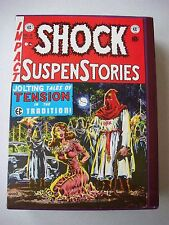 EC Shock SuspenStories - 3 Volume Slipcased HC Set Cochran 1981