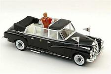 Mercedes 300D Limo Papa Giovanni Xxiii 1960 Rio4100P 1:43 Modellino Diecast