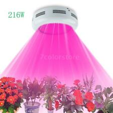216W Ufo Led Grow Light Lamp Full Spectrum for Plants Grow and Blossom Us G3V3