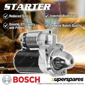 Bosch Starter Motor for Mitsubishi Magna TR TS 2.6L 4G54 98KW 120KW 1991-1996