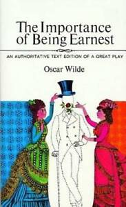 The Importance of Being Earnest - Mass Market Paperback By Wilde, Oscar - GOOD