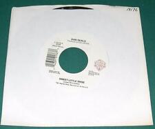 DAN SEALS - Sweet Little Shoe / Your Blue Heart (45 RPM Single) VG+