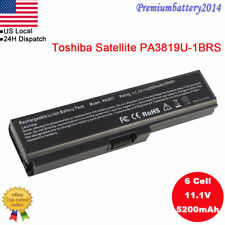 Battery for Toshiba Satellite L750 L770 L775 P740 P745 P750 P755 P770 P775 6cell