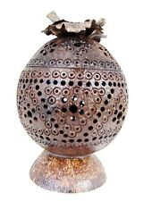 "Handmade Coconut Shell Potpourri Holder Decorative Thai Spa Wooden Bowl Dish 5"""