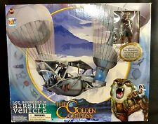 Popco Entertainment The Golden Compass Lee Scoresby Airship + Action Figure SMIB