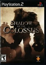 Shadow of the Colossus (Black Label) Complete PlayStation 2 PS2 Game