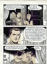 ILS ONT FUIT DE VENUS PLANCHE DE MONTAGE ORIGINALE METEOR AREDIT PAGE 3