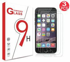 3x Panzerfolie für iPhone 7 PLUS iPhone 8 PLUS Schutzfolie Echt Glas Hartglas 9H