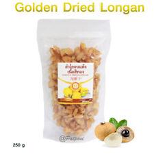 Natural Premium Longan Dried Gold Seedless Dried Fruit 250 g