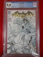 DC Comics Batman #50 ComicXposure SKETCH Edition CGC 9.0
