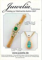 JUWELIA Auktionshaus - Katalog zur Weihnachts-Auktion 2007 Schmuck - H16703