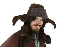 The Hobbit Movie Bofur the Dwarf's Lined Hunter Trapper Hat New Unworn Sealed