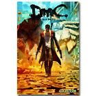 Devil May Cry New Game Silk Poster Print 13x20 24x36inch DMC Dante