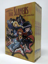 The Slayers DVD Collection Boxset - Brand New - Out of Print - R1 (Anime)