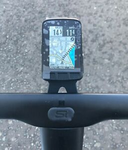 RaceWare Wahoo Elemnt and Elemnt Roam Mount - Fits Cannondale Knot/Save Bars