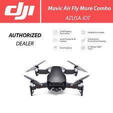 DJI Mavic Air Fly More Combo Camera Drone with Free 64GD SD Card- Black