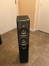 TWO SPEAKERS INFINITY PRIMUS 250. INCREDIBLE SOUND MAIN SPEAKERS