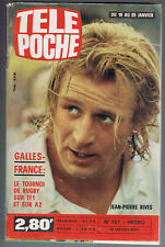 ►TELE POCHE 727_1980 J.P RIVES_ ABBA_SUPERTRAMP_ROMAN PHOTOS COLLARO