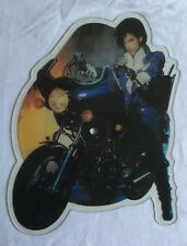 PRINCE- Purple Rain - Very Rare UK Shaped Picture Disc (Moterbike/Shape/Vinyl)