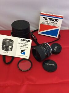 tamron Adaptall 2 35-70mm Camera Lens Pentax K Mount