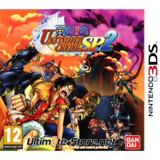 One Piece Unlimited Cruise SP 2 Nintendo 3DS Neuf sous Blister